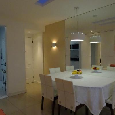 Boa cobertura duplex reformada 2 salas 2 quartos suite vaga terraço com churrasqueira