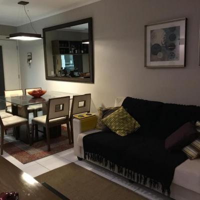 Aceita apto de maior valor em Icaraí - Lindo apartamento decorado 3 quartos 1 vaga lazer Centro