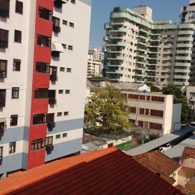 Oportunidade apartamento Jardim Icaraí - 1 quarto - amplo - dependência de empregada -1 vaga